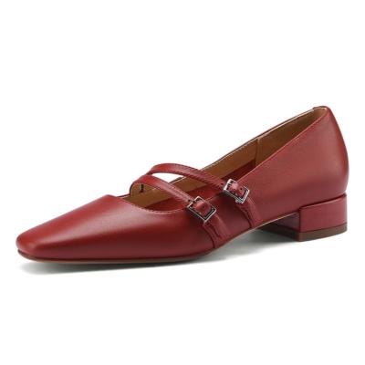 美脚 メリージェーン 歩きやすいシューズ 大人の可愛い靴
